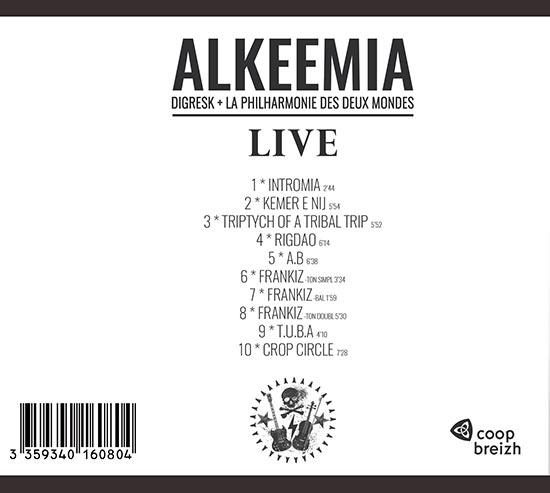 Digresk-Alkeemia-Live-back-discographie