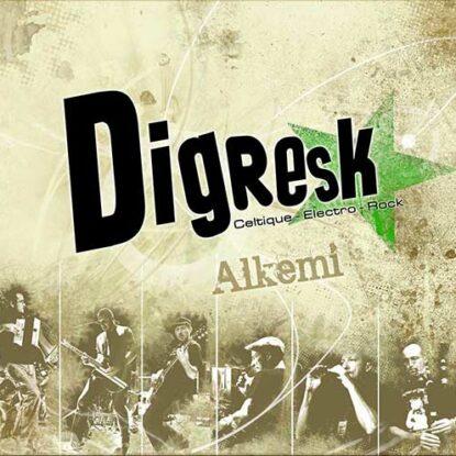 Digresk-Alkemi-discographie
