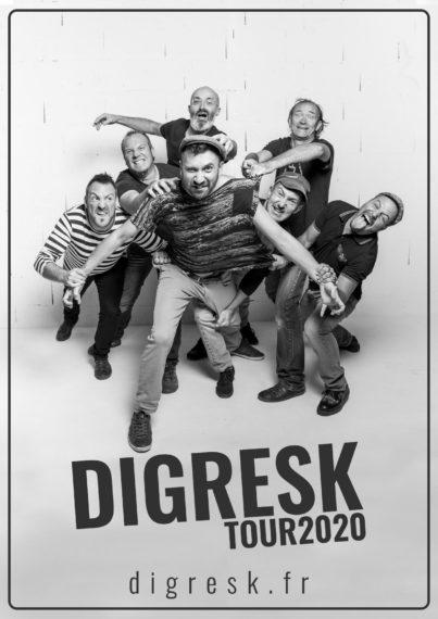 DIGRESK - Tour 2020
