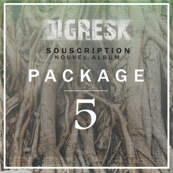 Nouvel album Digresk package-5
